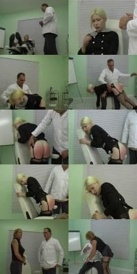 SpankingDigital - Painful Appointment [288p] (Spanking)