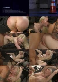 SexAndSubmission, Kink - Derrick Pierce, Natasha James - The Abduction of Natasha James: Petite Russian Blonde Bound and Fucked [540p] (BDSM)