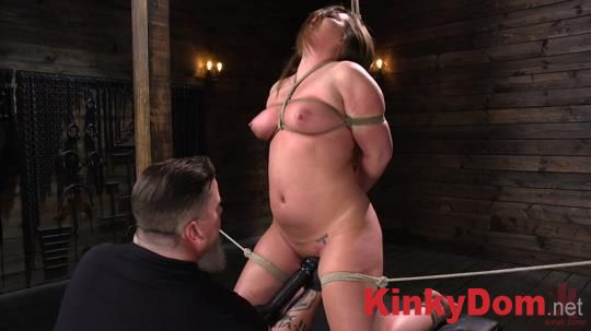 Hogtied, Kink - Maddy O'Reilly - Maddy O'Reilly: Naughty Slut Submits to The Pope [720p] (BDSM)